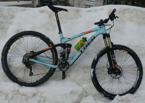 Trek Fuel EX 9.8 Bike
